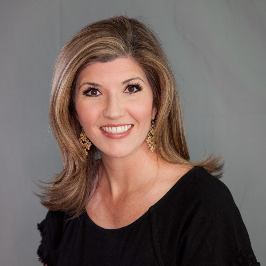 Courtney Mann -- Secretary